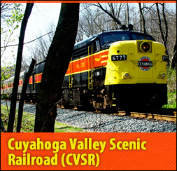 Cuyahoga Valley Scenic Railroad (CVSR)